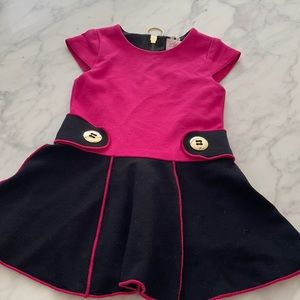 Pink and black Zoe Ltd dress